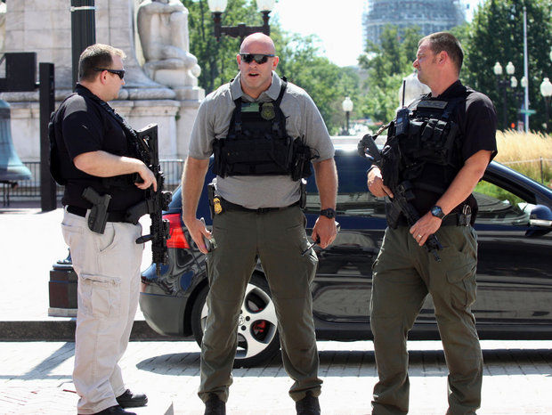 Security guard shoots person at Union Station | SecurityDC - Looking ...