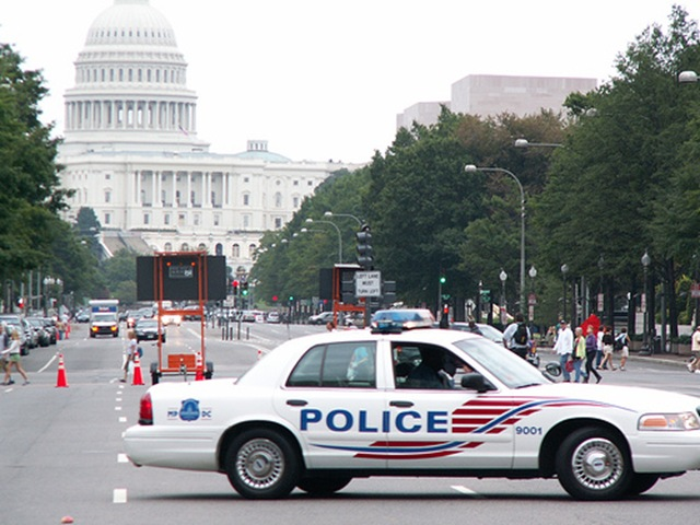 DC Police Special Units, Special Police Officers DC